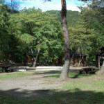 秋保二口キャンプ場